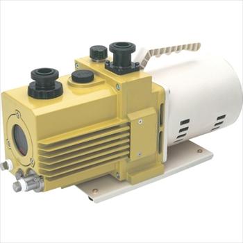 アルバック機工(株) ULVAC 単相100V 油回転真空ポンプ [ GCD051X ]