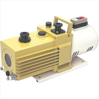 アルバック機工(株) ULVAC 三相200V 油回転真空ポンプ [ GCD201X ]