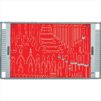 京都機械工具 株 驚きの値段で KTC メカニキットケース 一般機械整備向 オレンジB 出色 MK81AM
