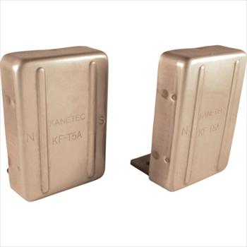 カネテック(株) カネテック 鉄板分離器 フロータ(薄型) オレンジB [ KFT5A ]