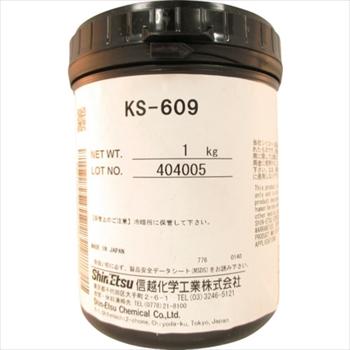 信越化学工業(株) 信越 放熱用オイルコンパウンド 1kg [ KS6091 ]