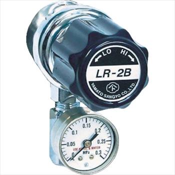 ヤマト産業(株) ヤマト 分析機用ライン圧力調整器 LR-2S L9タイプ [ LR2SRL9TRC ]