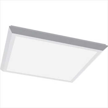 アイリスオーヤマ(株) LED事業本部 IRIS 直付型LEDベース照明 スクエア 9000lm 昼白色 オレンジB [ IRLDBL90CLNSQ68 ]