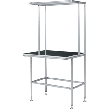 SUS(株) SUS セル生産作業台 棚板・作業ボードあり オレンジB [ GFTR2880010 ]