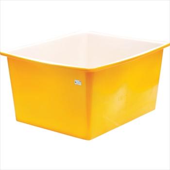 ★直送品・代引不可★スイコー(株) スイコー K型大型容器1000L オレンジB [ K1000 ]