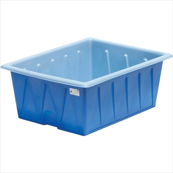スイコー(株) スイコー KL型角型容器(発泡三重層)200L オレンジB [ KL200 ]
