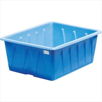 スイコー(株) スイコー KL型角型容器(発泡三重層)300L オレンジB [ KL300 ]