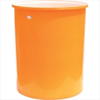 ★直送品・代引不可★スイコー(株) スイコー M型丸型容器2000L オレンジB [ M2000 ]