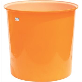 スイコー(株) スイコー M型丸型容器800L オレンジB [ M800 ]