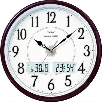 カシオ計算機(株) カシオ 電波掛け時計 オレンジB [ ITM200J5BJF ]