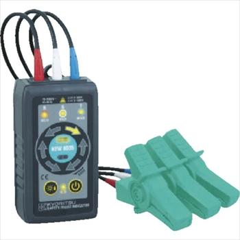 共立電気計器(株) KYORITSU 非接触検相器 [ KEW8035 ]