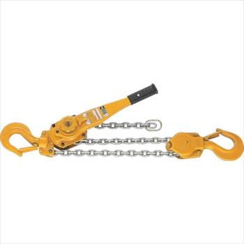 (株)キトー レバ-ブロック L5形 6.3tx1.5m オレンジB [ LB063 ]