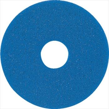 オレンジB アマノ(株) アマノ フロアパッド17 青 [ HAL701100 ]【 5枚 】