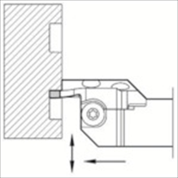京セラ(株) KYOCERA  溝入れ用ホルダ オレンジB [ KGDFL2525X1504CS ]