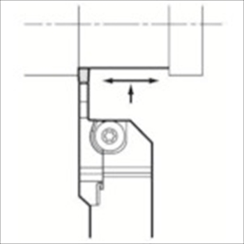 京セラ(株) KYOCERA  溝入れ用ホルダ オレンジB [ KGDR2525X5T10S ]