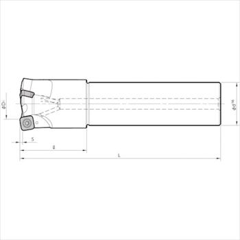 京セラ(株) KYOCERA  ミーリング用ホルダ オレンジB [ MFH40S32104T ]