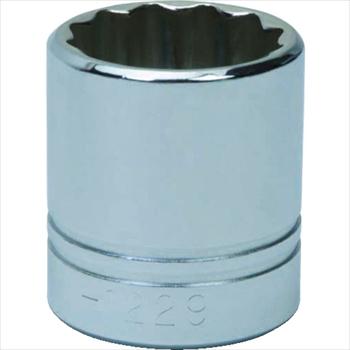 スナップオン・ツールズ(株) Snap-on WILLIAMS 1/2ドライブ ソケット 12角 36mm [ JHWSTM1236 ]
