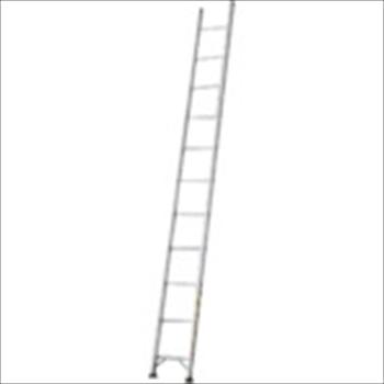 長谷川工業(株) ハセガワ アルミ1連はしご プロ用 LA1型 4.17m [ LA142 ]