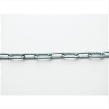 (株)ニッサチェイン ニッサチェイン 鉄ドブメッキ溶接リンクチェイン 3mm×30m [ IW30DOBU ]