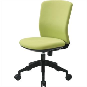 オレンジB アイリスチトセ(株) アイリスチトセ 回転椅子 HG1000 本体 ライムグリーン [ HG1000M0FLGN ]