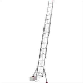 長谷川工業(株) ハセガワ スタビライザー式 脚部伸縮式3連はしご(ハチ型) [ LSS31.090 ]