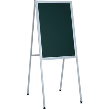 WRITE BEST社 WRITEBEST アルミ製案内版 片面 黒板 [ MA23G ]