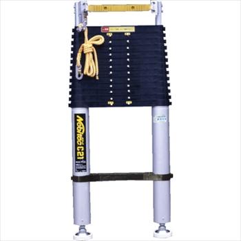最も完璧な (株)ケイエスエス ]:ダイレクトコム KSS ノビテック 伸縮はしご5m(電柱昇降用) [ ~Smart-Tool館~ PNR500-DIY・工具