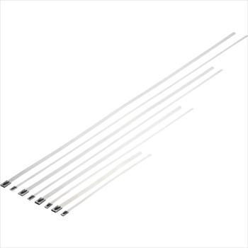 パンドウイットコーポレーション パンドウイット MLTタイプ 自動ロック式ステンレススチールバンド SUS304 幅4.6mm 長さ681mm 100本入り MLT8S-CP [ MLT8SCP ]