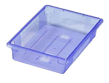 CARLISLE フードストレッジBOX フルサイズ 10624-07  クリアー AHC4106 [7-0201-0906]