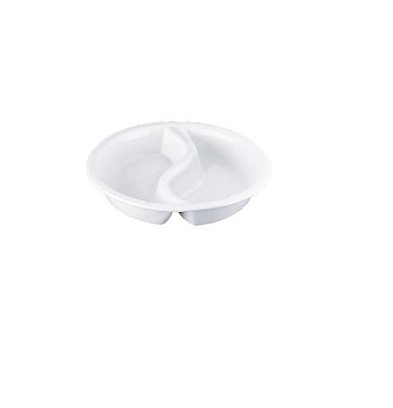 TKGコーポレーション TKG EC 丸型フードパンS型仕切付 EPA374 NEK1301 [7-1497-1001]