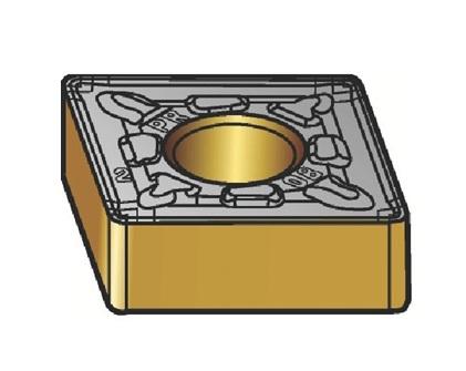 サンドビック(株)コロマントカンパニー SANDVIK サンドビック T-Max P 旋削用ネガ・チップ 4235 [ CNMG160624PR ]【 10個セット 】