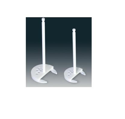 (株)フロンケミカル フロンケミカル フッ素樹脂(PTFE)ウェハー洗浄ホルダー 3インチ用 [ NR0234002 ]
