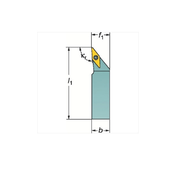 サンドビック(株)コロマントカンパニー SANDVIK サンドビック コロターンTR シャンクバイト[ TRV13JBR3225P ]