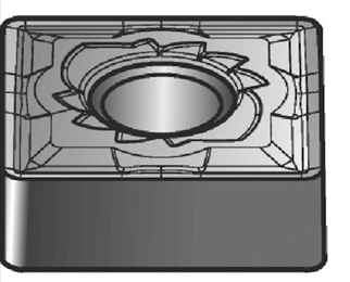 サンドビック(株)コロマントカンパニー SANDVIK サンドビック T-Max P 旋削用ネガ・チップ [ SNMG150612SM ]【 10個セット 】
