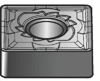 サンドビック(株)コロマントカンパニー SANDVIK サンドビック T-Max P 旋削用ネガ・チップ [ SNMG150616SM ]【 10個セット 】
