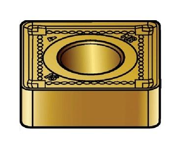 サンドビック(株)コロマントカンパニー SANDVIK サンドビック T-Max P 旋削用ネガ・チップ 2035 [ SNMM190616MR ]【 10個セット 】