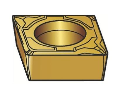 サンドビック(株)コロマントカンパニー SANDVIK サンドビック コロターン107 旋削用ポジ・チップ 2015 [ CCMT120404MF ]【 10個セット 】
