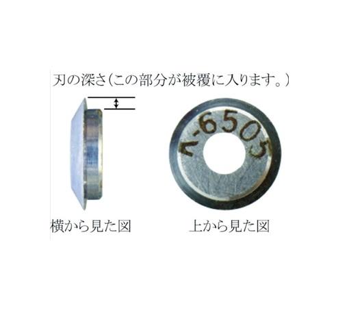 東京アイデアル(株) IDEAL リンガー 替刃 [ K6501 ]