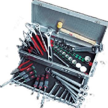 大割引 ]:ダイレクトコム KTC 工具セット(チェストタイプ:一般機械整備向) [ SK4520MXS 京都機械工具(株) オレンジB ~Smart-Tool館~-DIY・工具