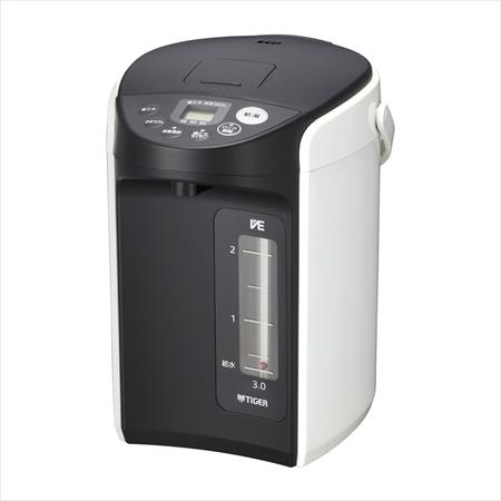 タイガー魔法瓶 タイガー VE電気まほうびん とく子さん PIQ-A300 BMH3102 [7-0827-0302]