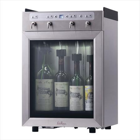 直送品■ ファンビーノ ワイン・Sakeサーバー 4本用 SC-4 EHA0901 [7-0788-0201]