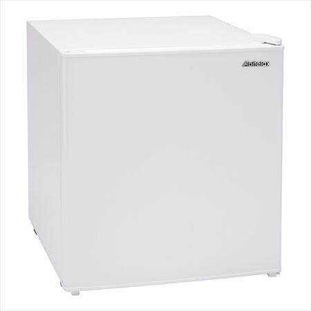 直送品■ アビテラックス 1ドア小型直冷式冷蔵庫 AR-49 ELIH301 [7-0686-0201]