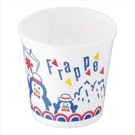 サンナップ かき氷カップ A-350 ピースペンギン (1000入) XKT9801 [7-0894-2401]