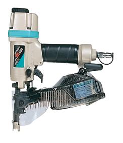 HiKOKI[ 日立工機 ]  常圧 ロール釘打機 NV32A【ケース付セット】