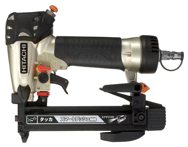 HiKOKI[日立工機] 常圧タッカN2507MB[ステープル幅7mm・長さ25mm]【H02】