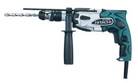 日立工機 ロータリーハンマドリル DH18MB【コンクリート18mm・2モード切替】