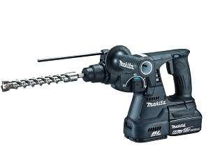 マキタ 18V(6.0Ah) 充電式ハンマドリルHR244DRGXB【フルセット】 黒 ※ビット別売【M01】