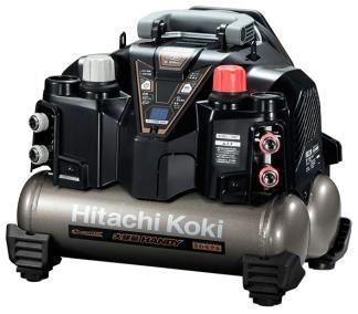 HiKOKI[ 日立工機 (hitachi) ]  高圧エアコンプレッサ EC1245H3(TN)【高圧・一般圧対応(50Hz/60Hz共用)】※セキュリティー機能なし