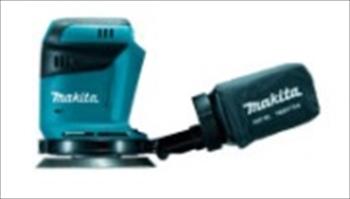 マキタ 14.4V 125mm 充電式ランダムオービットサンダ BO140DZ【本体のみ】 青 ※バッテリ、充電器別売