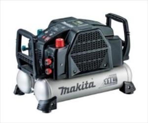 マキタ makita エアコンプレッサ AC462XLB 黒 一般圧/高圧対応(各2口)